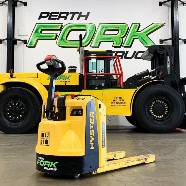 Hyster 2T Electric Pallet Jack