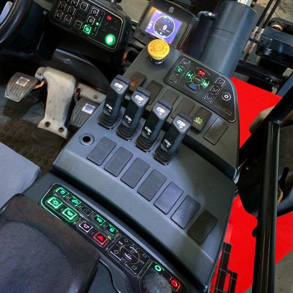 Kalmar 16T Forklift