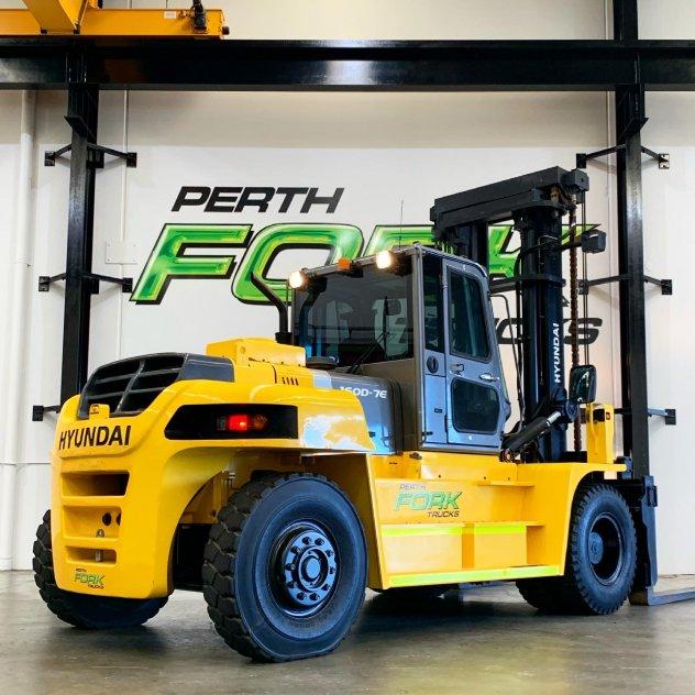 Hyundai 16T-7 Forklift