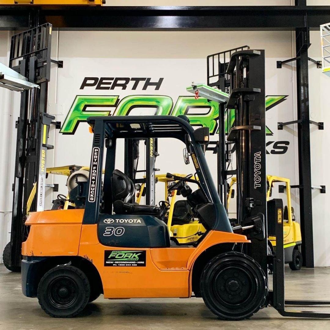 Toyota 3T Forklift