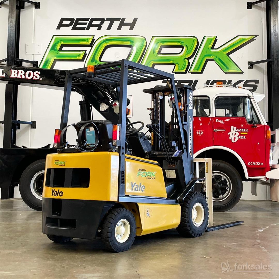 Yale 1.8T Container Mast Forklift