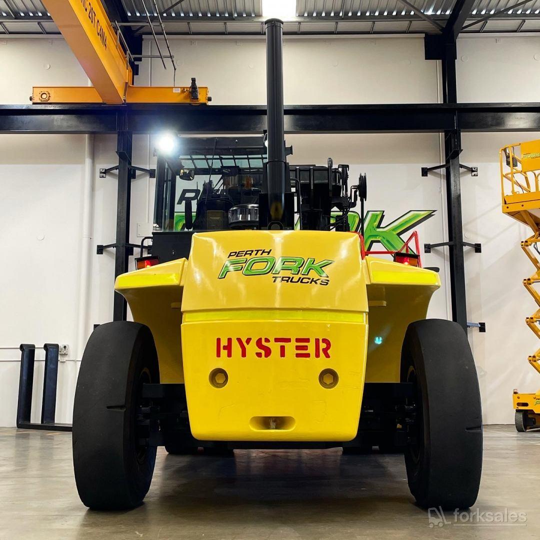 Hyster H25.00F-LM Forklift