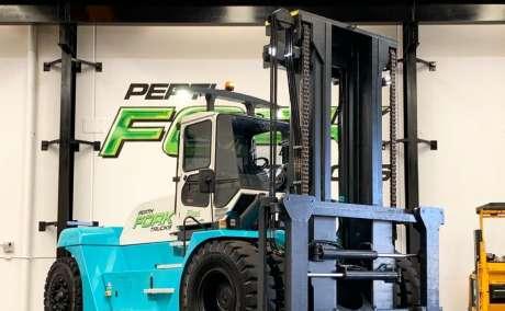 SMV 25T Forklift