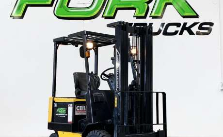Yale 1.8T Electric Forklift